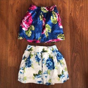 $9 🅿️🅿️ Gilly Hicks Skirt Bundle